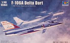 Trumpeter F-106A Delta Dart 1:48 Bausatz Kit Art. 02891 Flugzeug Düsenjet
