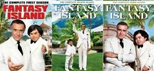 FANTASY ISLAND SEASON 1 2 3 Complete DVD Set Series TV Show Collection Episodes