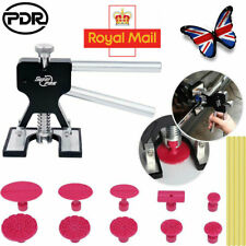 PDR Paintless Hail Removal Dent Puller Lifter & Glue Tools Car Body Repair Kit