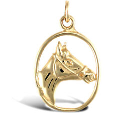Collares y colgantes de joyería colgante de oro amarillo de animales e insectos