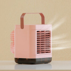 1 SET AIR COOLER AIR FILTRATION USB CHARGING PORTABLE GOOD FOR HOME