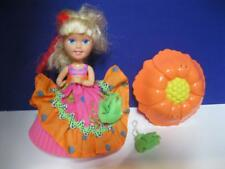 TROPICAL TREAT Tonka Kenner Vintage 1991 SWEET BLOSSOM CITRUS SCENT CUPCAKE DOLL