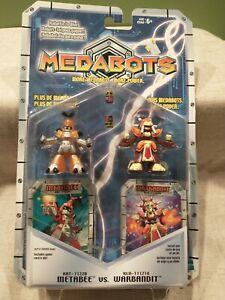 Medabots; Metabee Vs. Warbandit
