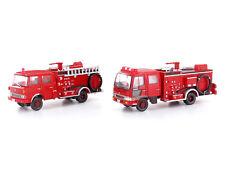 Tomytec 284284 - LKW Set Feuerwehr Pumpenwagen - Spur N - NEU