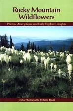 ROCKY MOUNTAIN WILDFLOWERS JERRY PAVIA