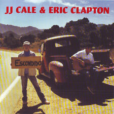 JJ Cale & Eric Clapton – The Road To Escondido  CD NEW