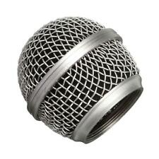 Replacement Ball Head Mesh Microphone Grille for Shure SM58 Beta58 Beta58a EB