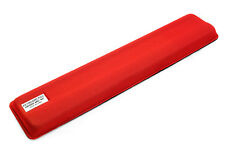 Red Keyboard Pad Wrist Support Firm Contoured Lightweight Molded Foam - NEW