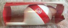 1976 OLYMPIC GAMES MONTREAL CANADA AMIK BEAVER MASCOT Figurine PLASTIC White