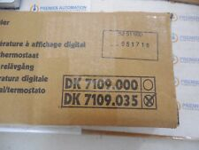 """RITTAL, DK 7109.035, PATCH-PANEL, 19"""", 1U, TEMPERATURE DISPLAY & THERMOSTAT"""