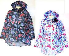 Zip Raincoat Floral Coats & Jackets for Women