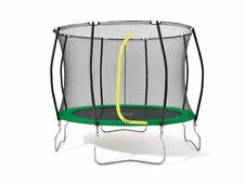 CRIVIT®  Trampolin Gartentrampolin mit Sicherheitsnetz 330 cm x 250 cm