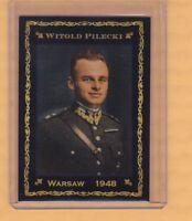 Witold Pilecki, WW2 Polish military hero who escaped from Auschwitz twice