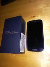 Samsung  Galaxy S III Neo GT-I9301I - 16GB -Blauschwarz(Ohne Simlock) Smartphone