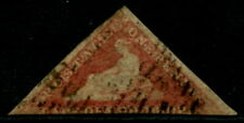 CAPE OF GOOD HOPE - 1863 1d 'BROWNISH-RED' Used SG18c Cv £325 [B0879]
