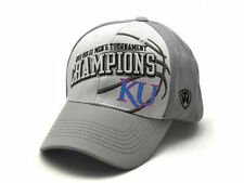 Kansas Jayhawks NCAA Big 12 Basketball Tournament Champions Adjustable Cap Hat