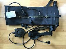 Ex SAS Military Seals Selex ODK1 Divers Kit PTT U94 Headset MBITR