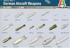 Aviones de radiocontrol Italeri de escala 1:48