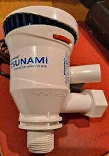 Attwood  Tsunami T-800 Dual Outlet Aerator Pump P # 4670DC1