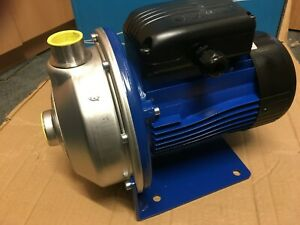 Lowara Centrifugal Pump, CEA 70/5/A, 415v, 2 Pole 304 Stainless Steel - In Stock