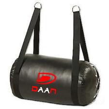Gancio Borsa MMA Boxe Attrezzatura Training Gear Vinile Nero Borsa