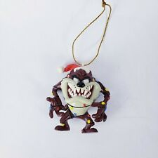 "Looney Tunes TASMANIAN DEVIL ""TAZ"" Christmas Hanging Ornament"