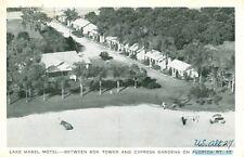 Lake Wales, FL  Lake Mabel Motel between Bok Tower & Cypress Gardens
