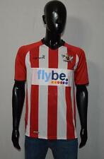 Exeter City Home Shirt 2009 2010 Size L