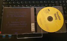 DEATH IN JUNE CURRENT 93 PARADISE RISING GOLD CD RARE LTD