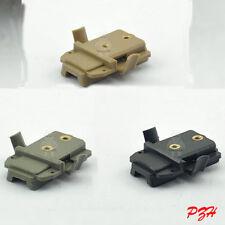 3 Colors FMA Helmet Rail Accessories X300 Adapter Flashlight Clip BK/DE/FG