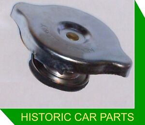 Radiator Cap for Sunbeam Rapier 1390cc Series I  1 1955-58 replaces 7lb 0.5bar