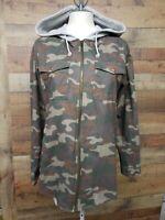 H&M Divided RN101255 Hoodies Jacket Women's Shirt Size: 12 NWT