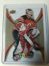 Martin Brodeur Clear Path To Greatness 2008-09 McDonald's UD
