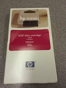 HP Travan 8GB Data Cartridge - C4425A - 18800   TR-4 Tape