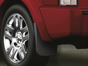 2007 To 2011 Dodge Nitro Deluxe Splash Guards Rear Set Mopar Factory Oem