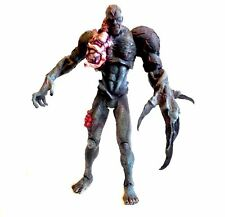 "RESIDENT EVIL Tyrant NEMESIS horror video game 10"" figure by MOBY DICK, V.RARE"
