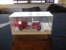 Solido 1930 Citroen C4 Pompier