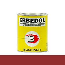 Büchner Erbedol Steyr rot plus Lack Farbe Kunstharzlack PA3296 750ml 14,53€/L