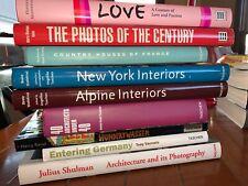 TASCHEN Lot Julius Shulman Entering Germany Interiors Architecture Hundertwasser