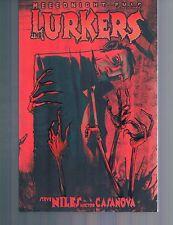 The Lurkers by Steve Niles & Hector Casanova TPB 2005 IDW Comics