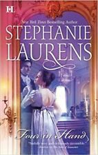 Four in Hand by Stephanie Laurens (2008) New ! Reissue