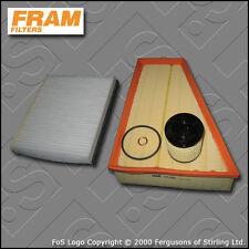 KIT di servizio FORD S-MAX 2.0 TDCi FRAM Aria Olio Cabina filtri (2006-2014)