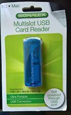Applicables USB Carte Mémoire Lecteur/Writer Adaptateur SDHC, SD, Mini et Micro SD, MS