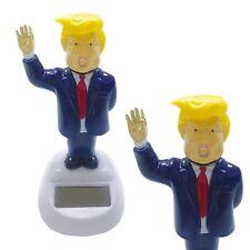 Solar Wackel Figur Solarfigur witziger Mr President als gute Laune Deko