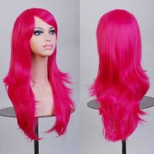 Lady Wig Long Layer Full Head Wigs Cosplay Party Daily Fancy Dress 2016 Hot Sale