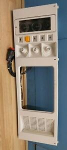 BAe 146 Over head spot light speaker panel Upcycle aviation aircraft MANCAVE