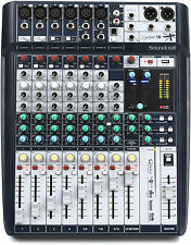 New Soundcraft Signature 10 USB Mixer Authorized Dealer!