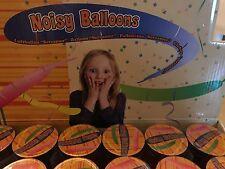 Ballons Luftballons Lärm Ballons Noisy Balloons Party Deko