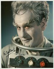 ELI WALLACH HAND SIGNED 8x10 COLOR PHOTO+COA           BATMAN'S MR. FREEZE