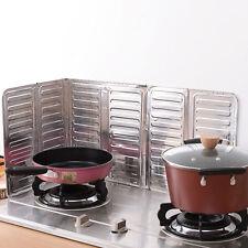 Kitchen Stove Foil Plate Prevent Oil Splash Cooking Hot Baffle Kitchen Tools